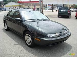 1999 Green Saturn S Series Sl2 Sedan  12124837 Photo  5