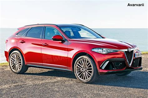 alfas  large suv  spearhead electrification plans