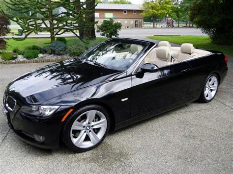 Bmw 335i Convertible by 2008 Bmw 335i Convertible Saanich