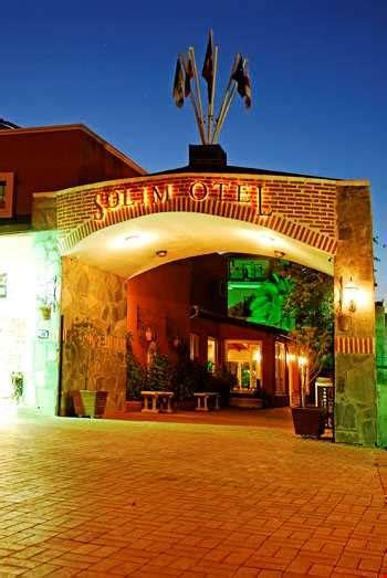 Solim Hotel | Kemer| valstur.com.tr | 444 666 9