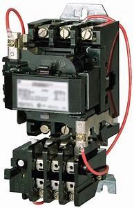 Ge Magnetic Motor Starter  120vac Coil Volts  Nema Size  4