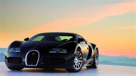 Black Bugatti Car Image | HD Wallpapers