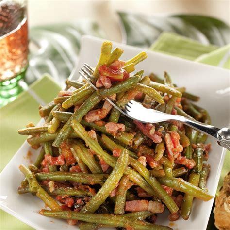 cuisson haricots verts frais