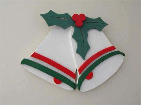 Christmas Holly And Bells 3d Scrollsaw Downloadable Pdf Kitchen Wall Color With White Cabinets Oak In Photos Ideas Cost To Reface Home Depot Led Lighting Under Cabinet Tall Utility Quality Laying Out