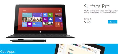 surface pro windows 8 tablet once again available at the microsoft store windows central