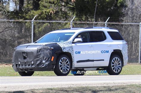 2020 Gmc Acadia Denali by 2020 Gmc Acadia Pictures Photos Gm Authority