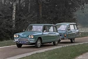 Citro U00ebn Ami 6 Break Commercial 1965   Ami 8 Trailer  8050