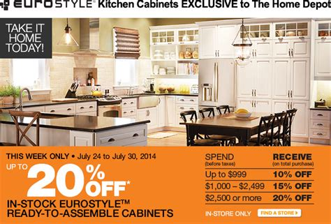 home depot kitchen islands the home depot canada sale save up to 20 eurostyle