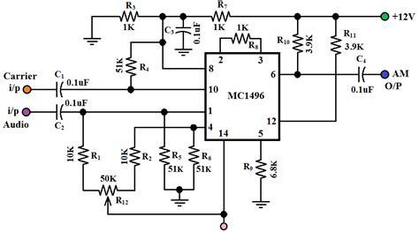 Modulator Circuit Diagram Wiring