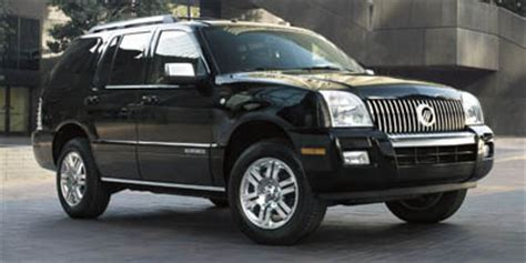 free car repair manuals 2009 mercury mountaineer head up display 2009 mercury mountaineer review ratings specs prices and photos the car connection