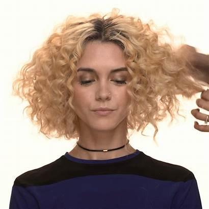 Curls Easy Step Curling Tutorial Break Hair