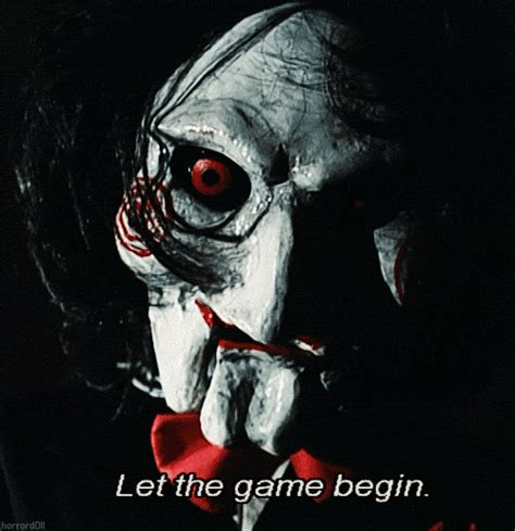 Saw Doll Meme - billy the puppet tumblr
