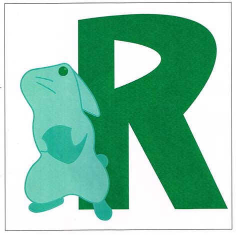letter r by sweetmysticnight on deviantart letter r animal theme font project by mangaartist16 on 70826