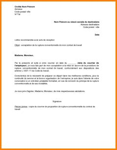 modèle lettre rupture contrat assistance maternelle pour scolarisation lettre de rupture de contrat lettre candidature