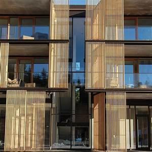 Fassade Selber Streichen : fassaden holzverkleidung holzverkleidung fassade ~ Lizthompson.info Haus und Dekorationen