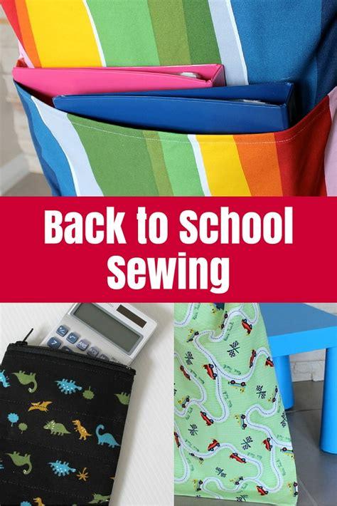 school sewing  crafty mummy