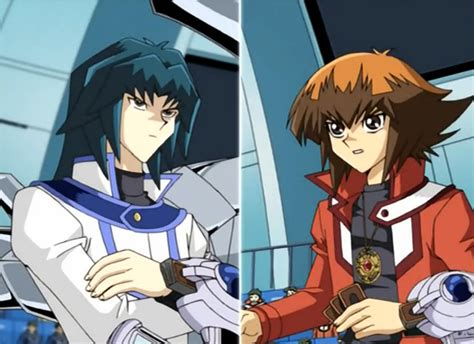 The Gallery For Yugioh Jaden And Alexis