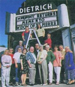 Dietrich Theater Preise : dietrich theater in tunkhannock pa cinema treasures ~ Orissabook.com Haus und Dekorationen
