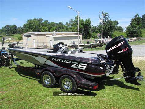Nitro Bass Boat Z8 by Dodge Nitro 2 8 Engine Dodge Free Engine Image For User