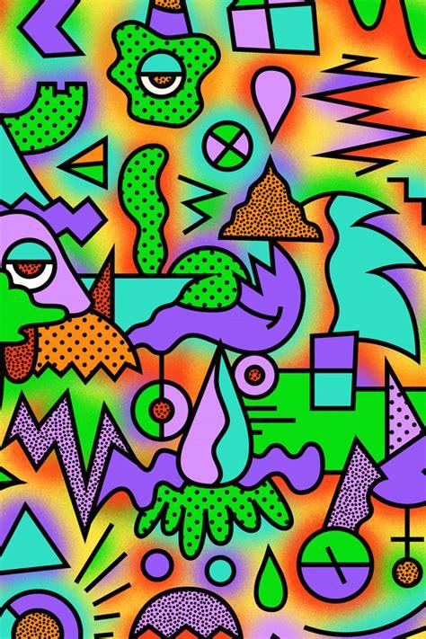 90s Design Wallpaper