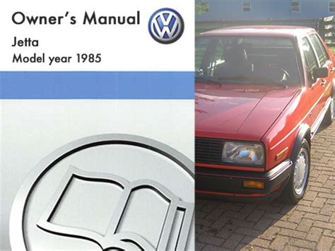 how to download repair manuals 1985 volkswagen jetta engine control 1985 volkswagen jetta owners manual in pdf
