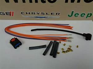 Dodge Chrysler Jeep Short Runner Valve Solenoid Wiring