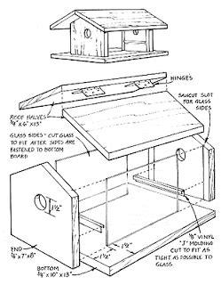 design style guide making  bird house    bird