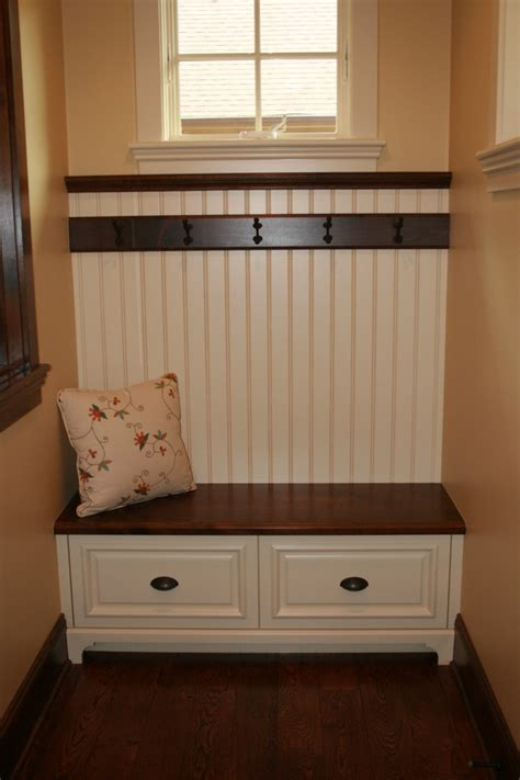 Entrance Bench by Modern Entry Bench Ideas For Your Fresh Entryway Decohoms