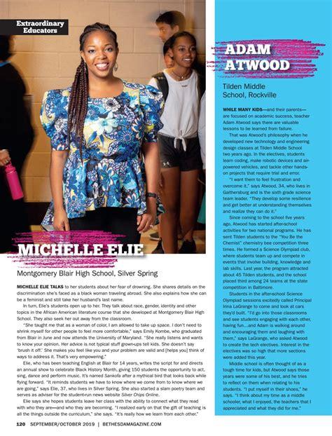 Bethesda Magazine: September October 2019 by Bethesda