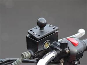 Motorcycle Mounts for phones, gps, cameras and more RAM
