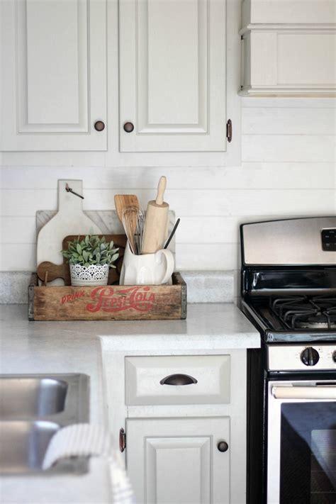 backsplash ideas for kitchens inexpensive decorating with wood planks