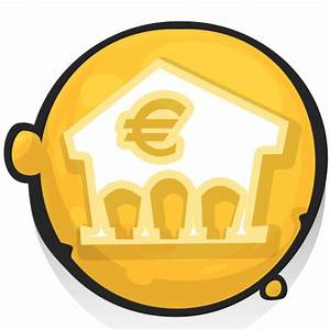 bank euro icon – Free Icons Download