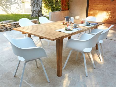 chaise jardin castorama emejing table de jardin en teck castorama photos awesome