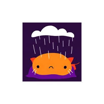 Giphy Emoji Sad Gifs Cindy Cat Suen