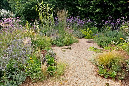 How To Lay Decking On Soil by Gravel Gardens Rhs Gardening