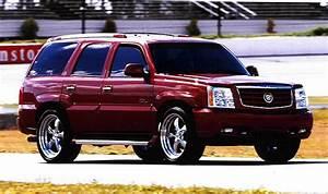 2002 Cadillac Escalade Pictures  Photos Gallery