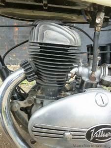 Norman 1955 B2s 200cc Villiers Engine