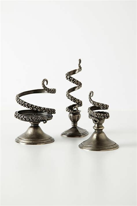 anthropologie candle holder tentilla coil candle holder anthropologie