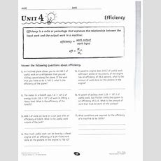 Mechanical Advantage Of A Pulley Worksheet The Best Worksheets Image Collection  Download And