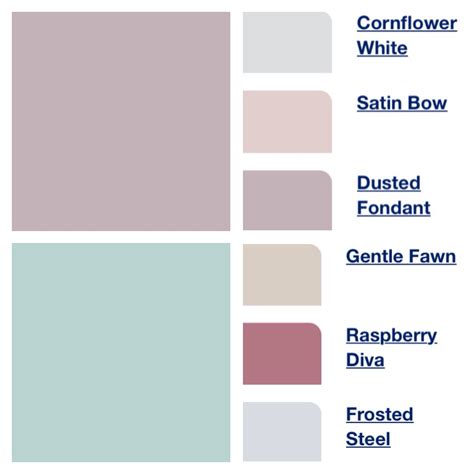 dusted fondant and mint macaroon bedroom ideas www dulux