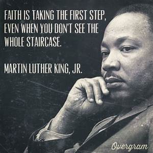 Martin Luther King Jr Quotes Faith. QuotesGram