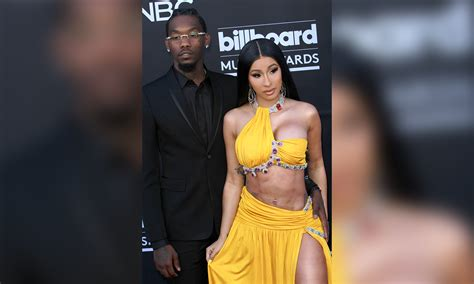 Cardi B Defends Offset After Fans Attack Him Post-Divorce