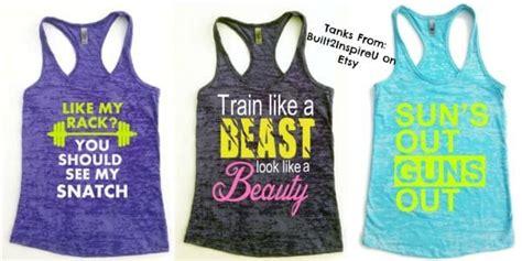 funny gym tanks faithfully