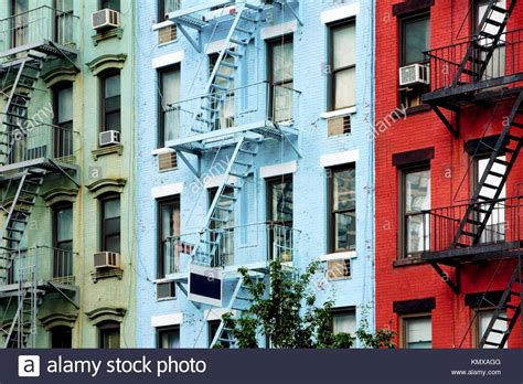 Colorful New York City Apartment by Brick Escape New York Stock Photos Brick