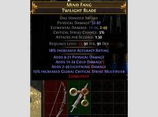 Corrupted Official Path of Exile Wiki