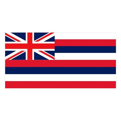 nautical colors hawaii state flag