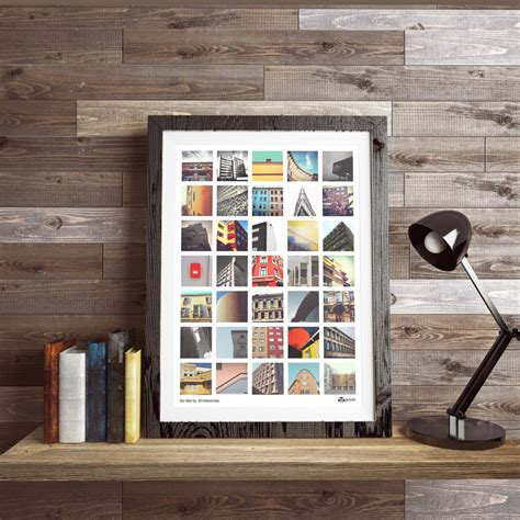With Instagram - print your instagram photos with prinkl