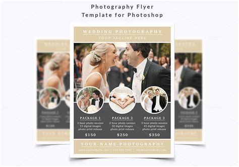 photography flyer template flyer templates  creative
