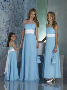 bridesmaid wedding dresses light blue bridesmaid dresses with white and spaghetti strapscherry cherry