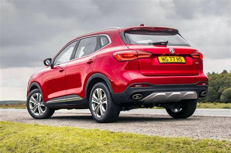 Mg hs is a fully fledged suv with fuel efficiency. 2020 MG HS Compact SUV Reaches UK Shores After Long Voyage ...